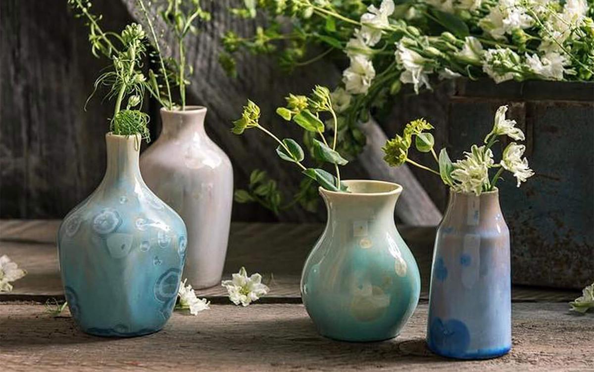 georg jensen green vase of bud vases simon pearce within bud vases