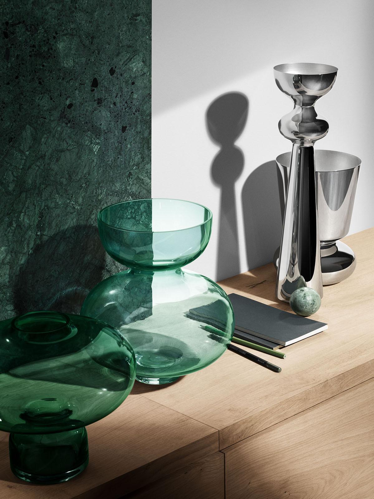 george jensen vase of alfredo ha¤berli design development alfredo living collection pertaining to alfredo living collection 2015 range of vases georg jensen