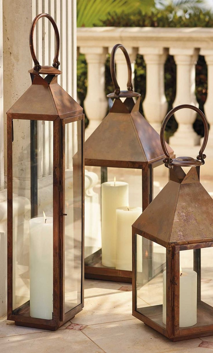 giant hurricane vase of 175 best terrasse laterne images on pinterest patio lanterns within notable for their traditional appearance our large solano lanterns combine classic design with modern craftsmanship