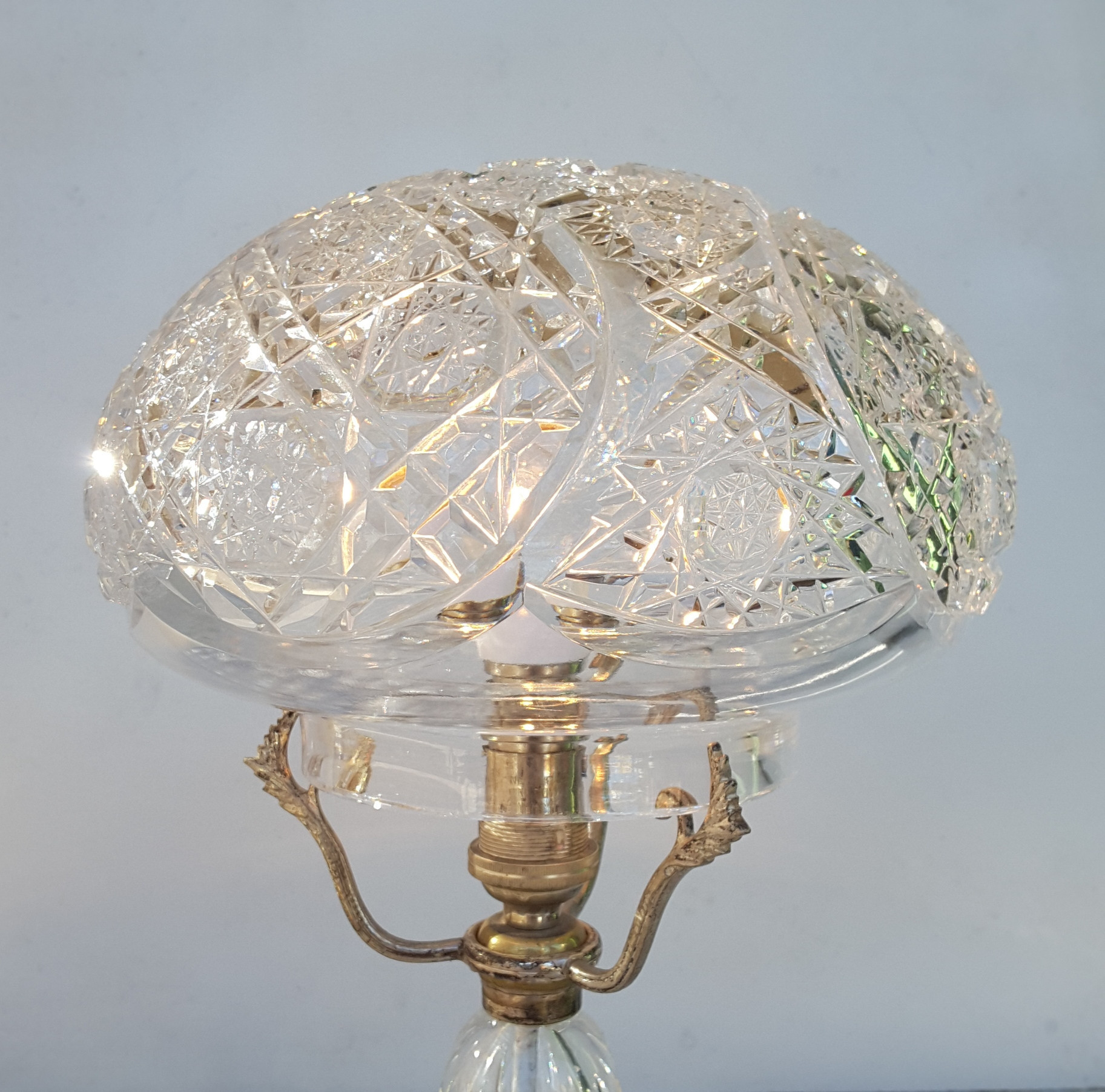 glass ball vase of clear glass table lamp beautiful 3 way table lamps luxury furniture with clear glass table lamp elegant crystal glass table lamps midcentury belgian emerald green crystal of clear