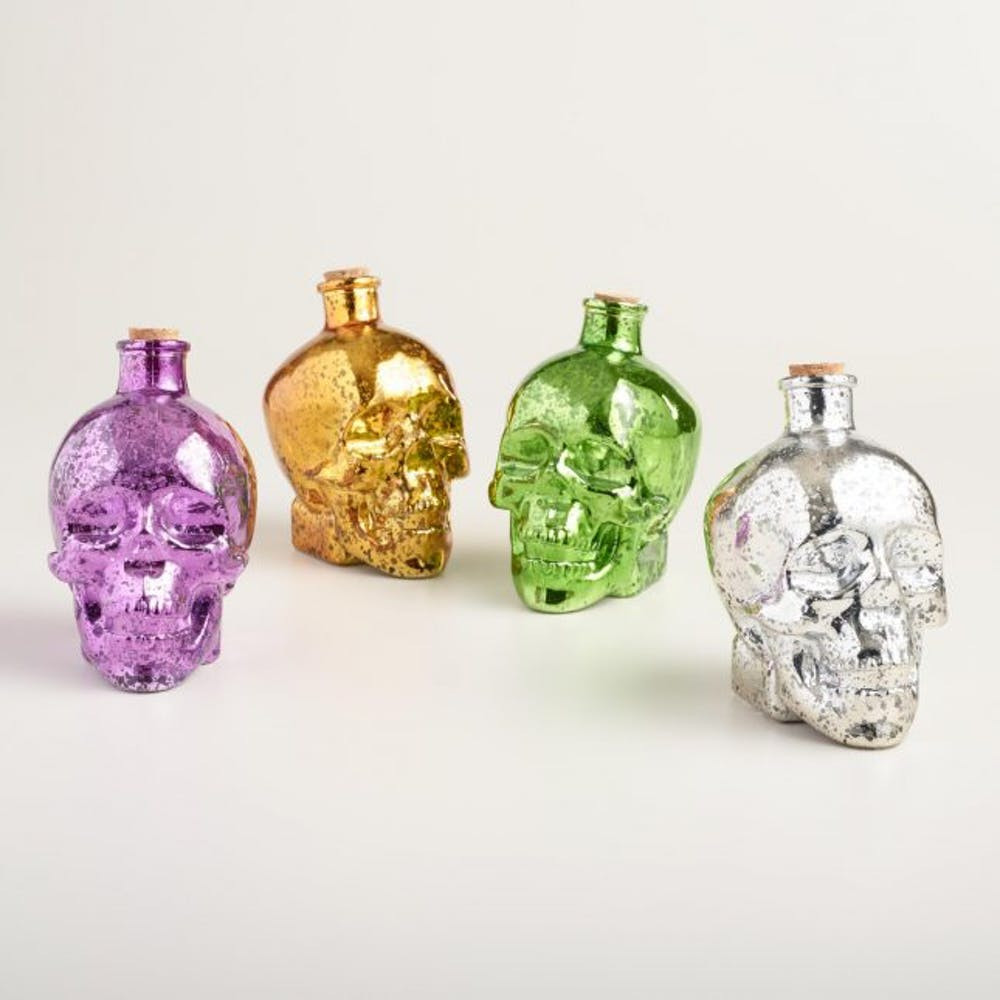 26 Fabulous Glass Bottle Vase Runner Set 2021 free download glass bottle vase runner set of 24 modern cheap halloween decorations under 50 brit co with regard to mercury glass skull bottles cheap halloween decorations