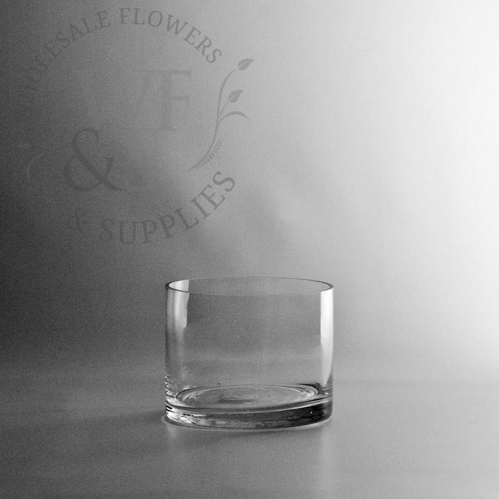 12 attractive Glass Bubble Vases wholesale