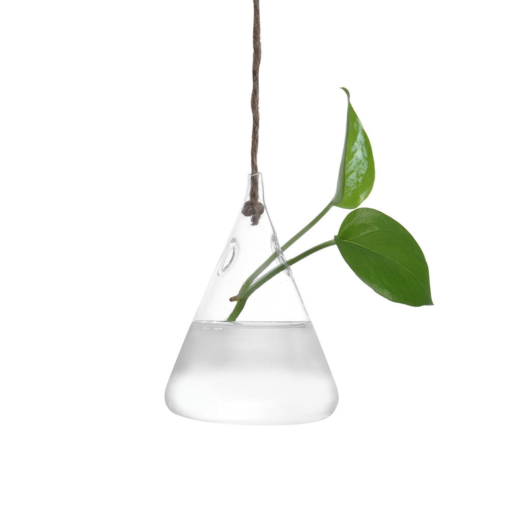 glass bud vase name card holders of aliexpress com buy home garden hanging glass ball vase flower for 1pc hanging vase others not included