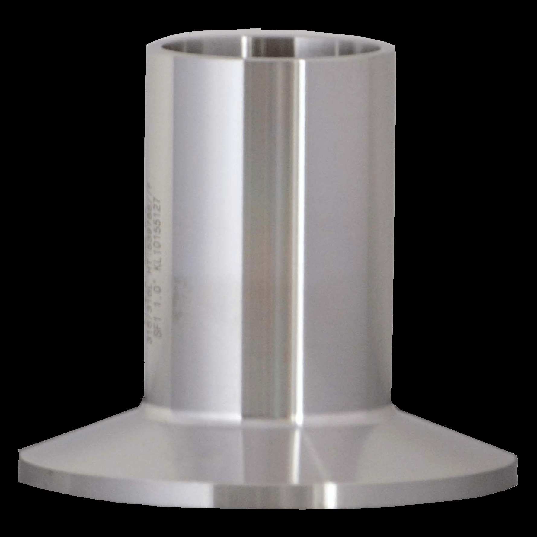 glass cylinder vases 9 in of tl14am7 2″ ferrule clamp end x weld end bpe 316l 20ra id 32ra od within tl14am7 2 ferrule clamp end x weld end bpe 316l 32ra id 32ra od