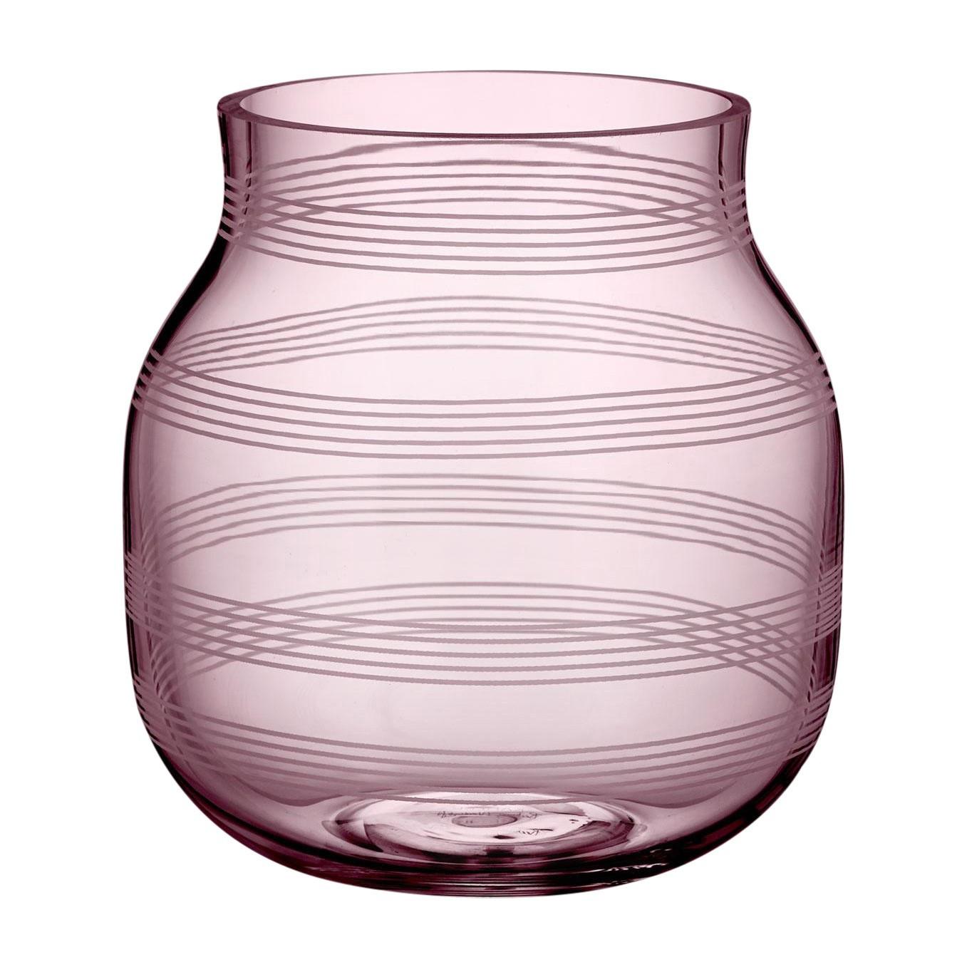 Glass Display Vase Of Ka¤hler Omaggio Glass Vase H 17cm Ambientedirect Throughout Kaehler Omaggio Glasvase H 17cm 1357x1357 Id1922376 Cdd758e4260a859ee9db9bec5014a957