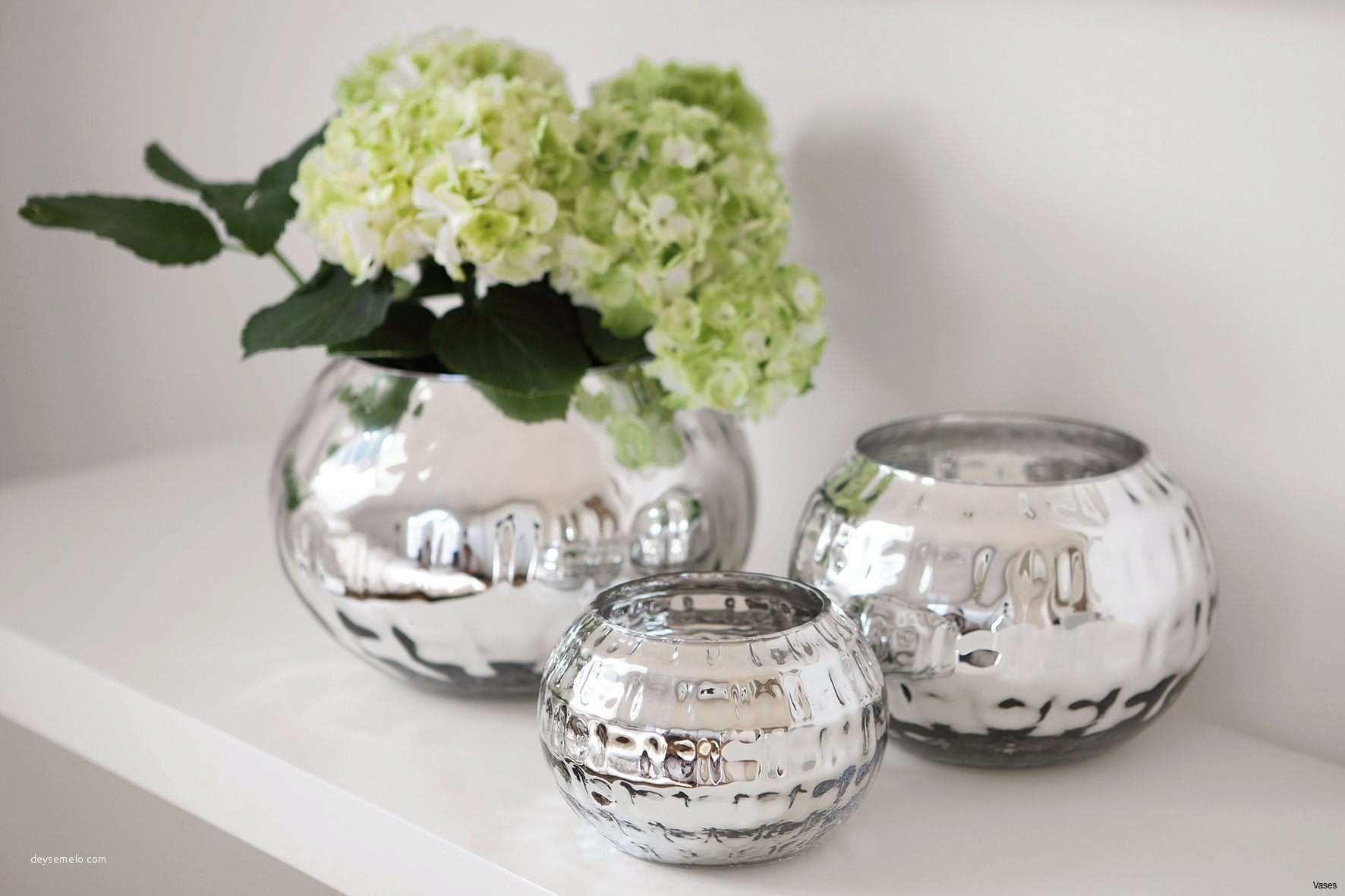 glass pedestal bowl vase of 2018 mercury glass decor and 50 unique glass decoration ideas regarding amazing mercury glass decor and mercury glass bowl vase unique vases silver vase with flowers