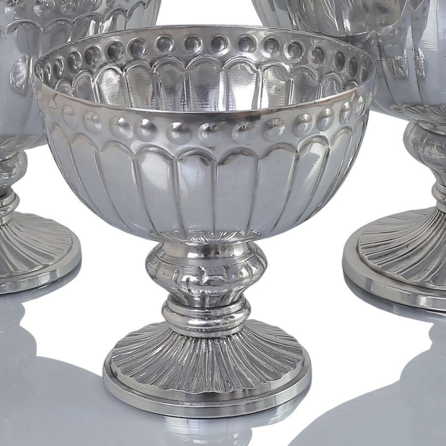 glass pedestal bowl vase of silver flower compote vase pedestal bowl centerpiece products within silver flower compote vase pedestal bowl centerpiece