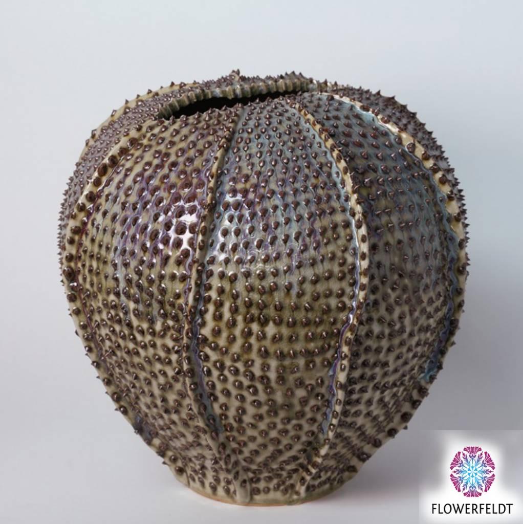 glass sea urchin vase of des pots pottery online sea urchin vases flowerfeldt com within des pots sea urchin vases
