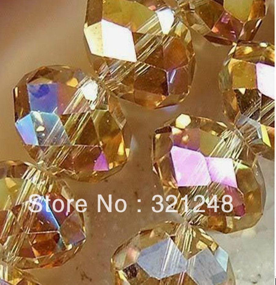 glass stones for vases bulk of i›ƒ iœ wholesale price 100pcs 6x8mm rondelle abacus shape golden for wholesale price 100pcs 6x8mm rondelle abacus shape golden champagne crystal glass spacers loose accessories beads jewelry my2245