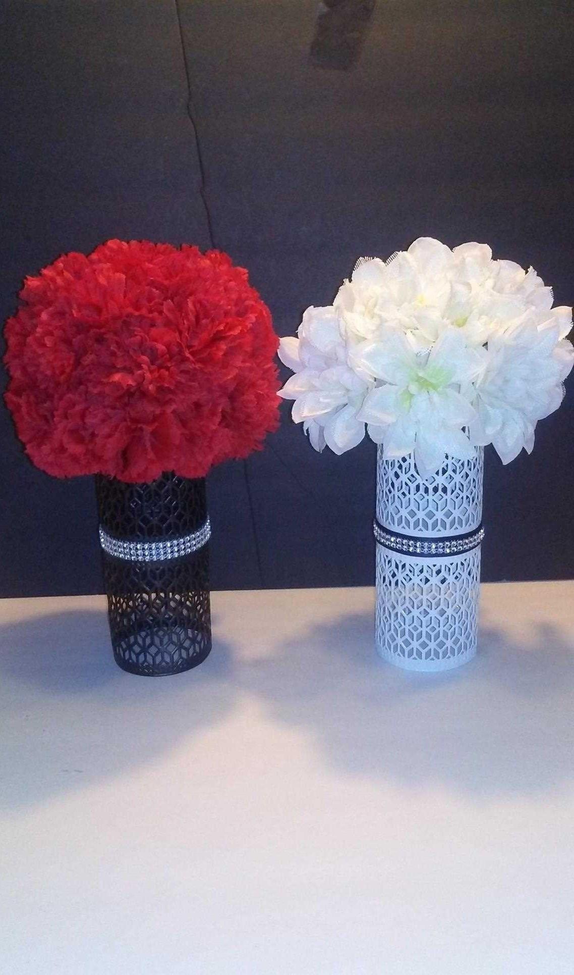 20 Great Glass Vase Decorations Centerpieces