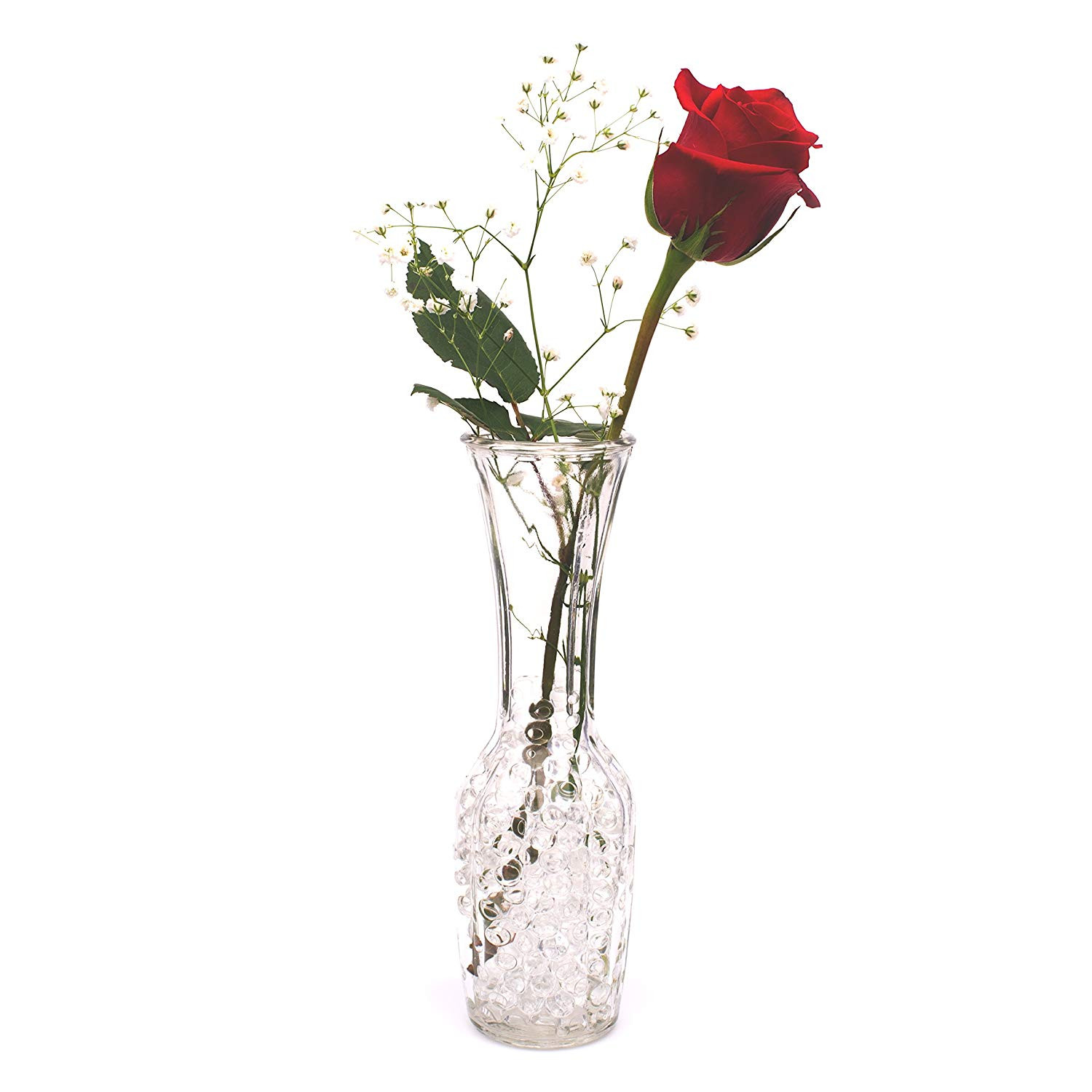 glass vase fillers bulk of amazon com magic beadz clear jelly water beads transparent gel with amazon com magic beadz clear jelly water beads transparent gel pearls vase filler wedding centerpiece candles flower arrangements over 20000