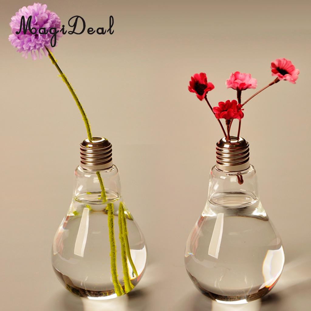 glass vase suppliers of aliexpress com buy magideal bulb shape terrarium glass vase wall inside shape terrarium glass vase wall hanging vases for flower diy home decor container gift from re