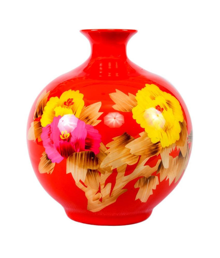 glass vase with gold trim of 16b decorative flower vase buy 16b decorative flower vase at best regarding 16b decorative flower vase