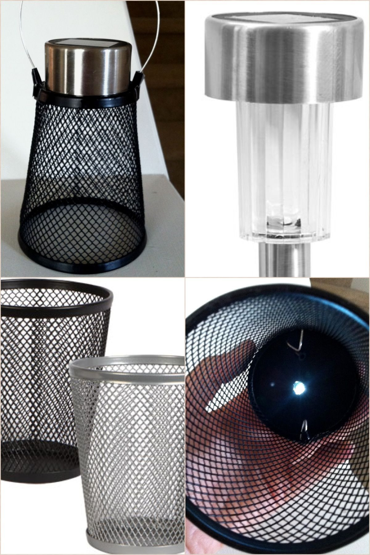 glass vase with hole for lights of 2 patio lights top of solar stake a pencil cup with hole pertaining to 2 patio lights top of solar stake a pencil cup with hole drilled in