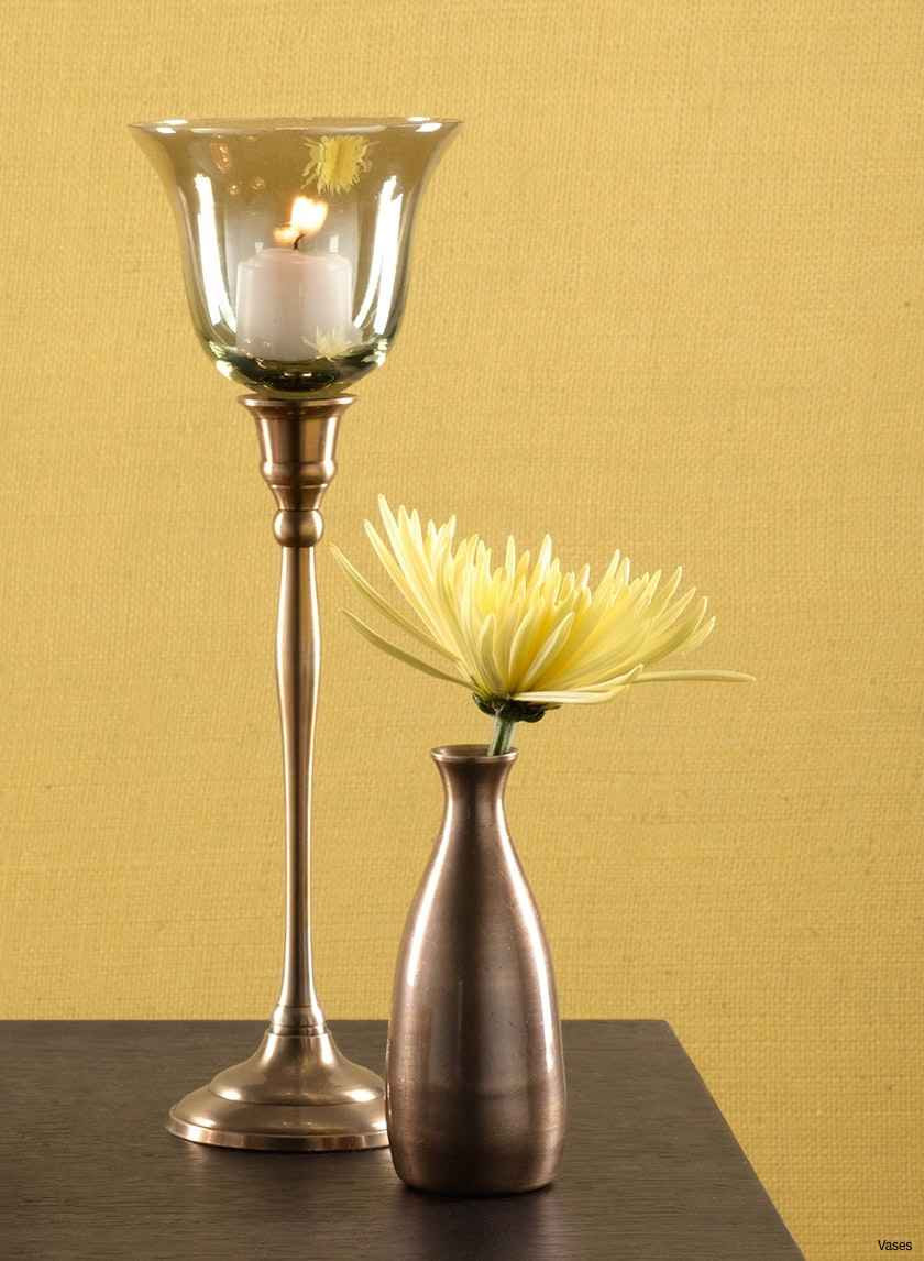 Glass Vase with Iron Stand Of Pics Of Silver Bud Vases Vases Artificial Plants Collection within Silver Bud Vases Photograph