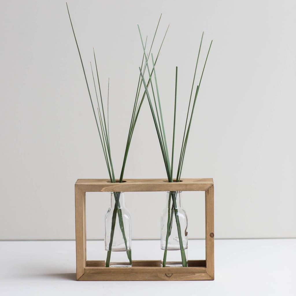 glass vase with stem of double framed stem vase by marquis dawe notonthehighstreet com regarding double framed stem vase