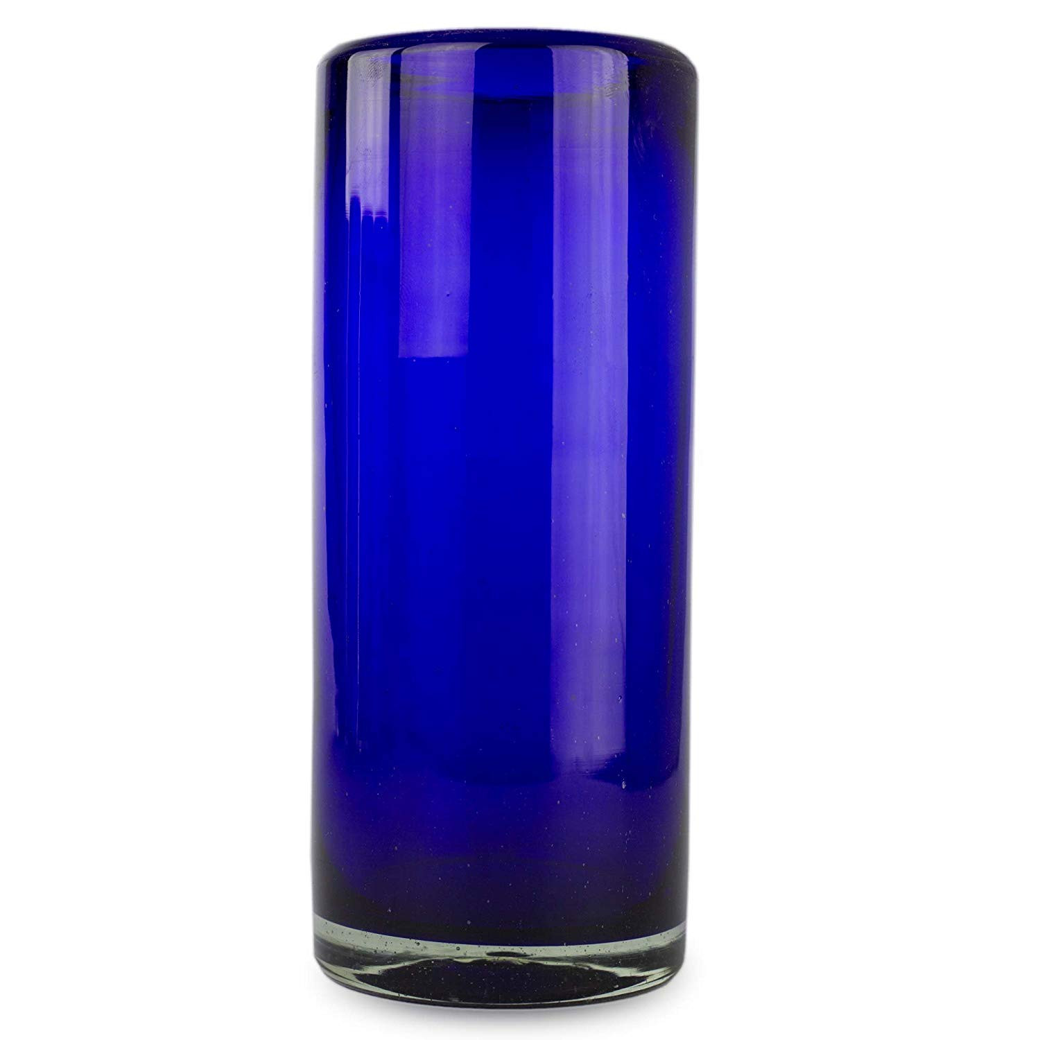 Global Views Glass Vase Of Amazon Com Novica Artisan Crafted Dark Blue Recycled Glass Hand within Amazon Com Novica Artisan Crafted Dark Blue Recycled Glass Hand Blown Cocktail Glasses 13 Oz Pure Cobalt Set Of 6 Highball Glasses