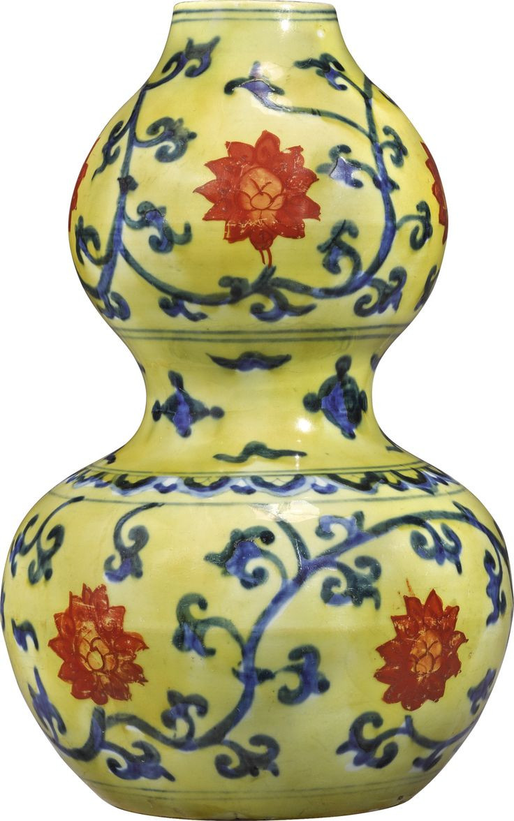 global views ovoid vase of 2650 best for the home images on pinterest 19th century consoles regarding a yellow ground lotus double gourd vase jiajing mark and period