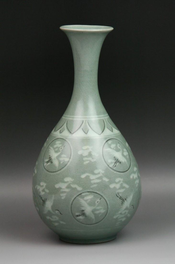 global views ovoid vase of 631 best vazes vases images on pinterest ceramic art ceramic regarding 447 big korean celadon glaze porcelain yuhuchun vase on