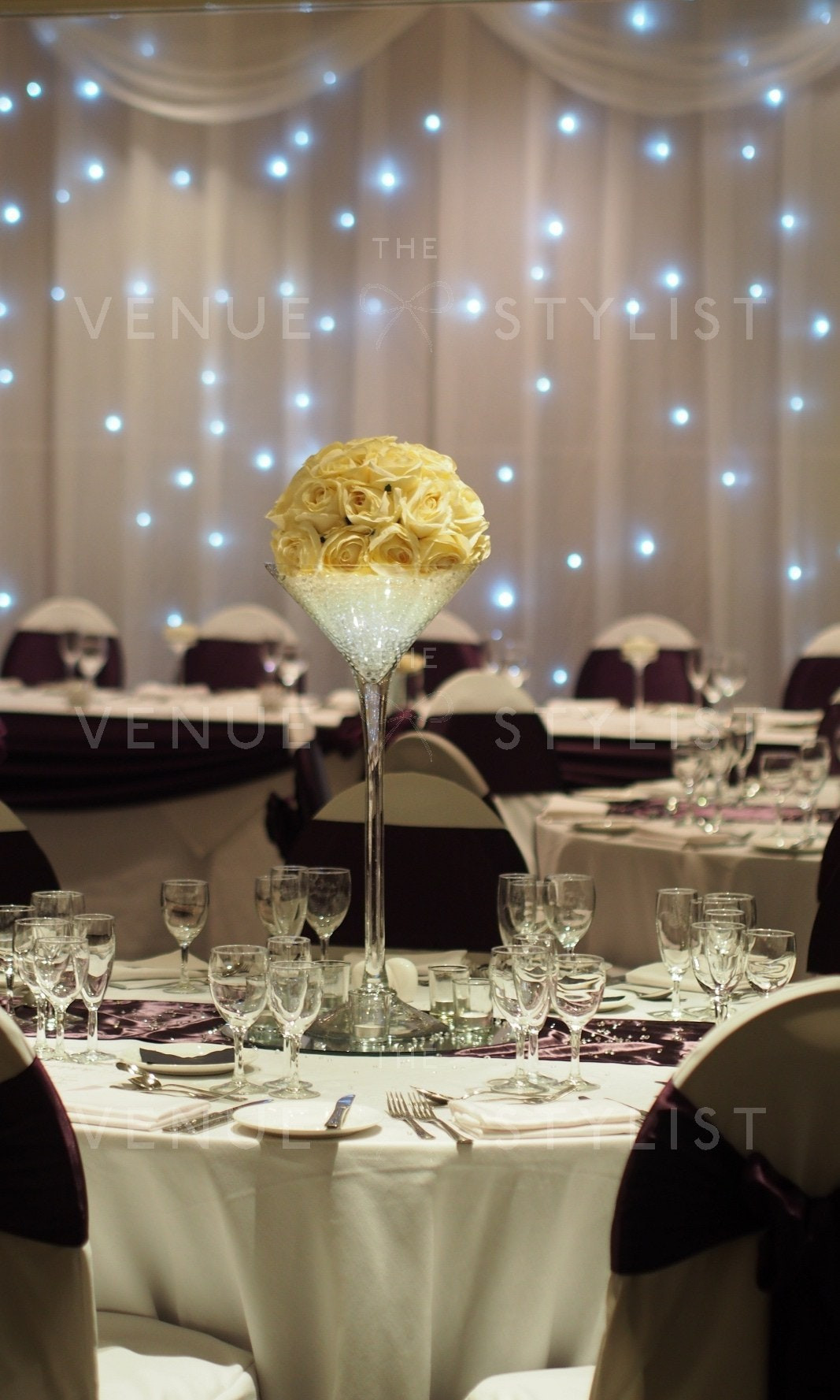 gold colored vases of blue and silver wedding decorations unique exclusive wedding decor intended for information