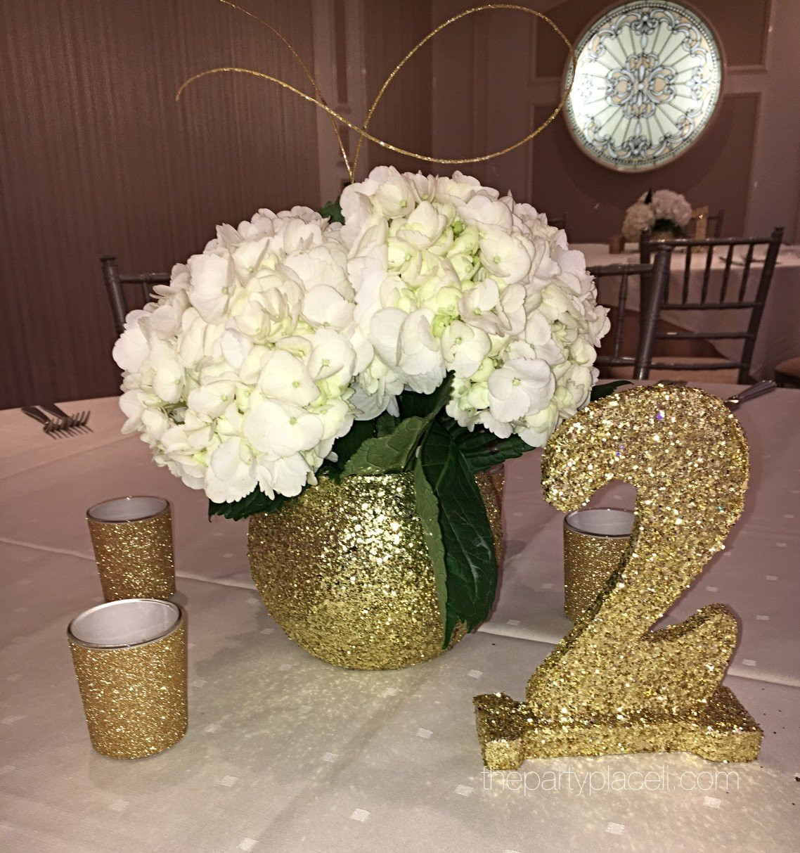 Gold Glitter Vase Of Glitter Vase Centerpiece Vase and Cellar Image Avorcor Com for White and Gold Glitter Vase Centerpiece Centerpieces the Party Place Li Specias