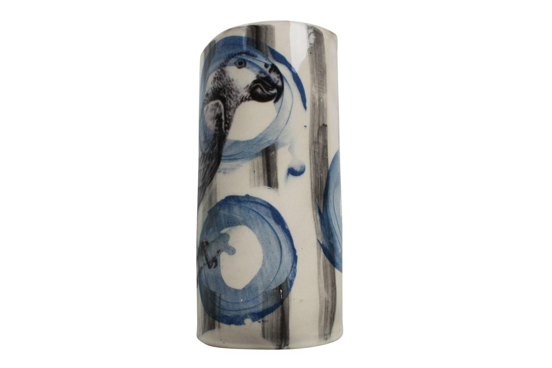 gold imari hand painted vase of cirque parrot vase vinterior inside cirque parrot vase