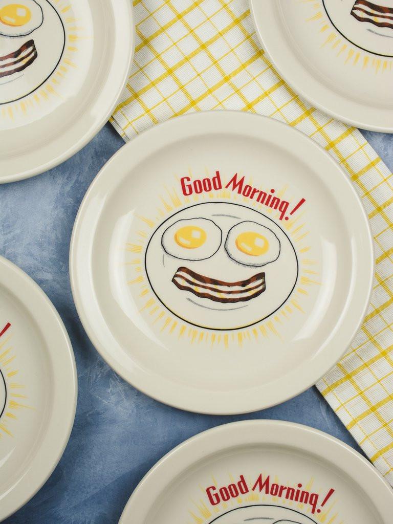 gold imari vase of good morning plate p o s h in good morning plate