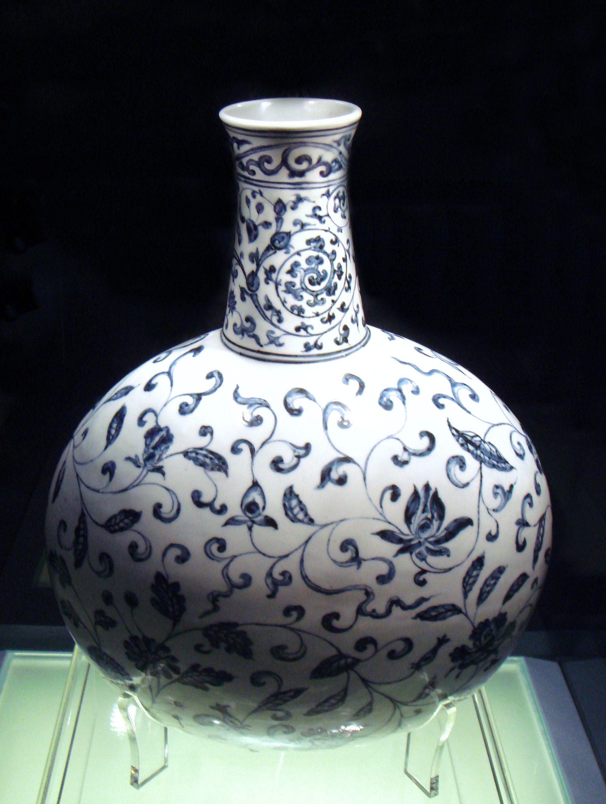 gold striped vase of blue and white ceramic vase inspirational file blue and white vase within blue and white ceramic vase inspirational file blue and white vase jingdezhen ming yongle 1403 1424