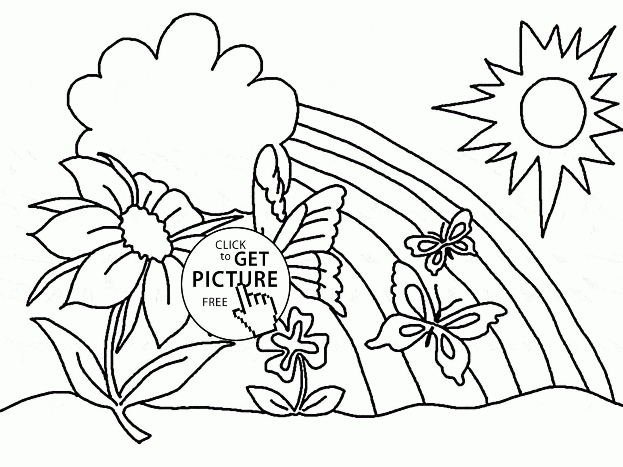 Goldfish Vase Of Coloring Pages to Print Flowers Coloring Pages Coloring Pages with Regard to Vases Flower Coloring Pages to Print Flowers Spring Coloring Pages Spring Coloring Pages Best Printable Cds 0d