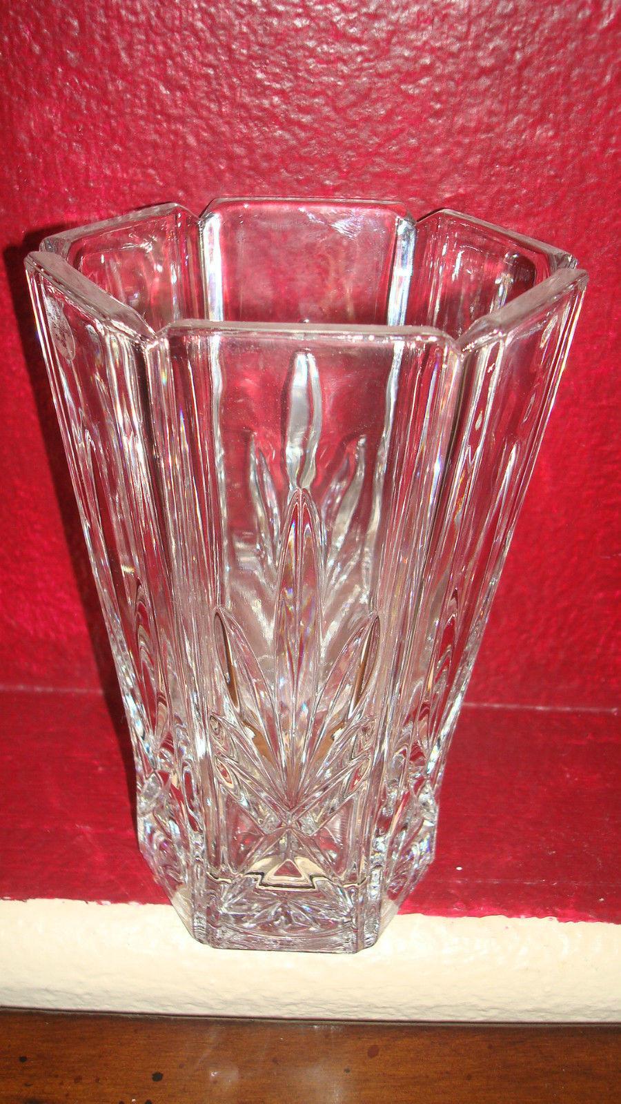 gorham lady anne crystal bud vase of vintage gorham crystal vase 1996 etched over 24 full lead new with vintage gorham crystal vase 1996 etched over 24 full lead new 2 of 12 vintage gorham crystal vase