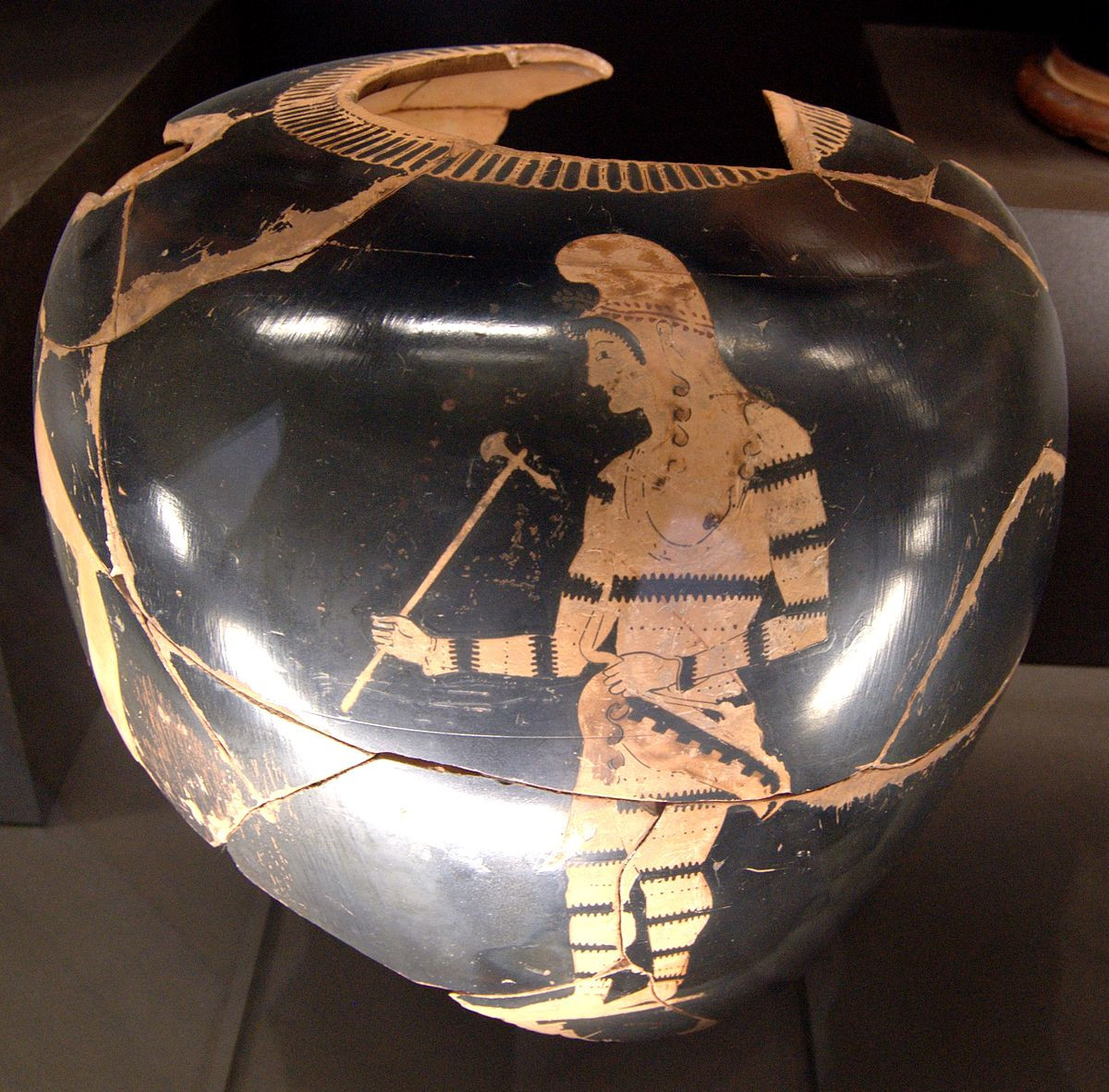 grecian style vases of euphronios wikipedia throughout 1200px skythian archer louvre g106 full