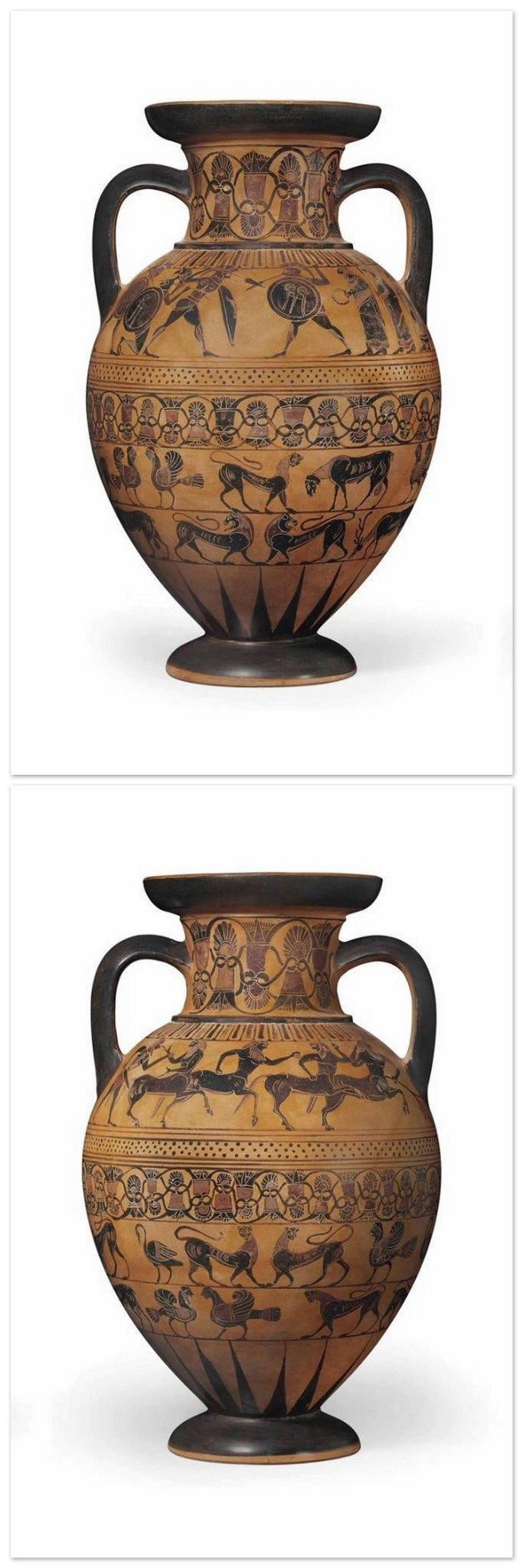 greek amphora vase of 647 best l i p a images on pinterest thessaloniki greece and olympia regarding an attic black figured tyrrhenian amphora attributed to the castellani painter circa 550