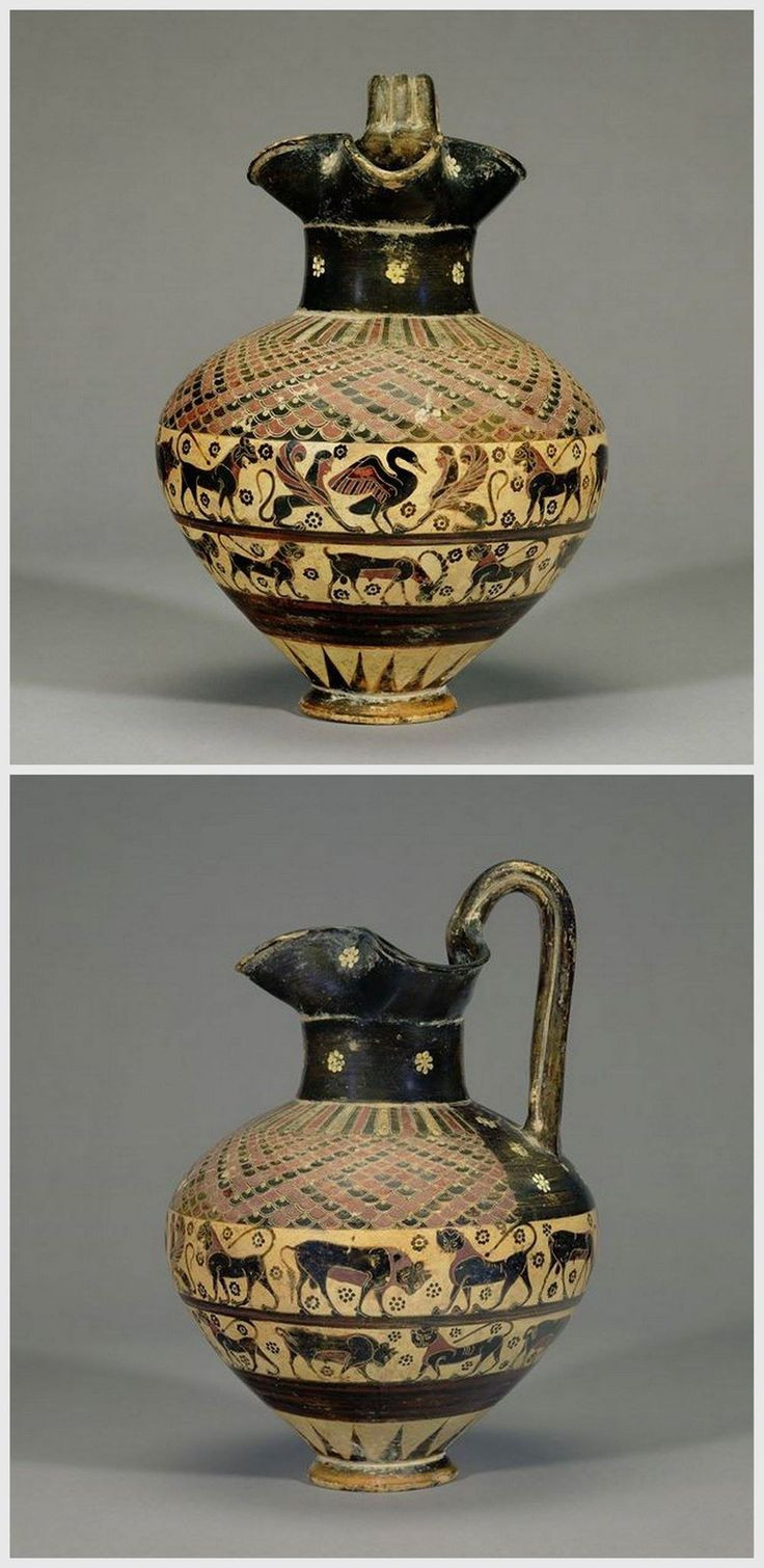 greek vase shapes of 21 best oinochoe images on pinterest ancient greece ancient with artist makers attributed to painter of vatican 73 greek corinthian active 650 625 b places corinth greece place created date 650 625 b