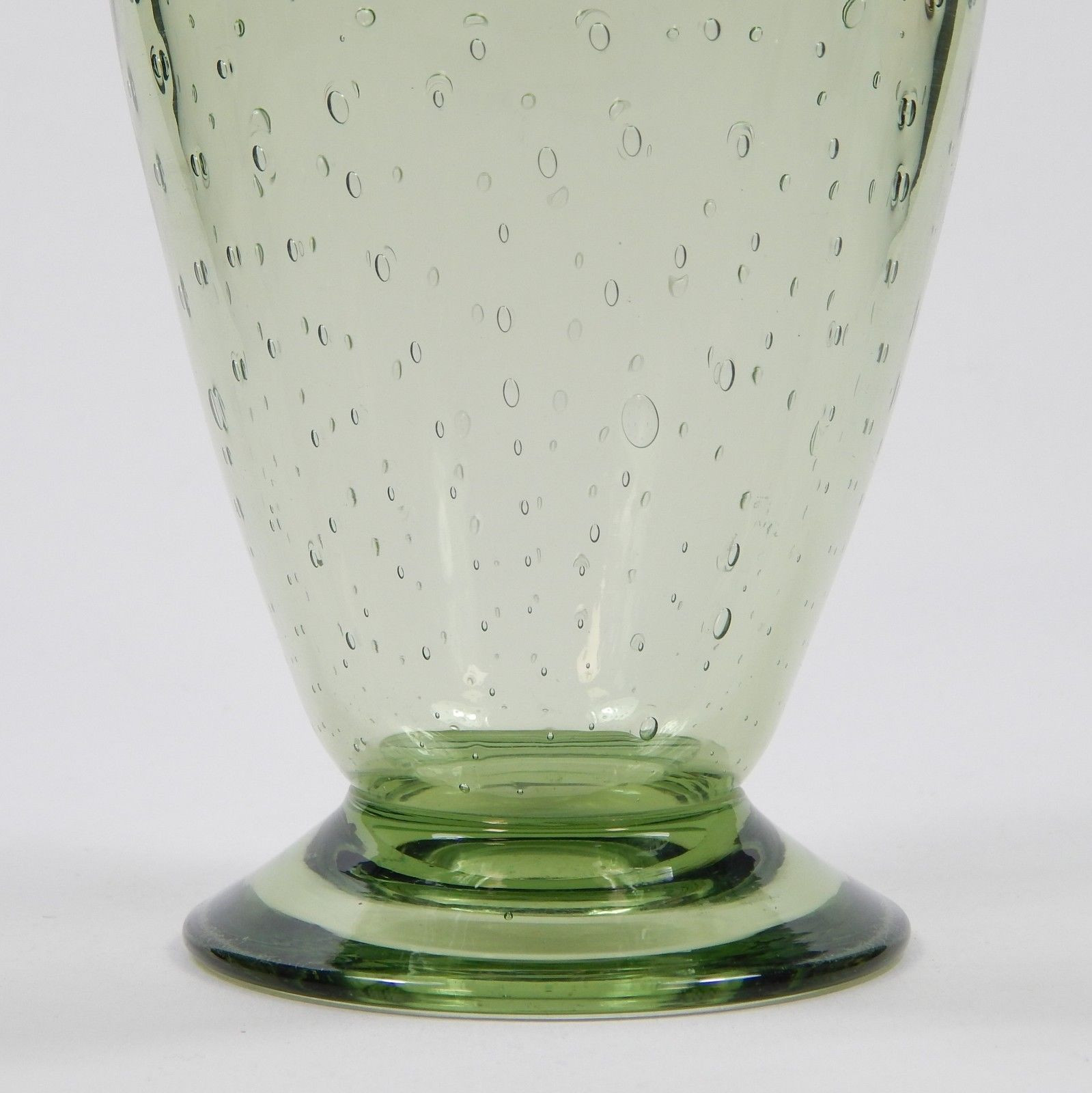 green bubble glass vase of whitefriars sea green encased bubble vase 9356 william wilson with regard to 3 of 8 whitefriars sea green encased bubble vase 9356 william wilson 1950s 4 of 8 whitefriars sea green encased bubble vase