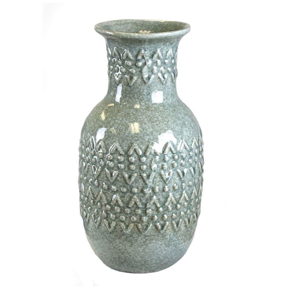 28 attractive Green Ceramic Vase 2021 free download green ceramic vase of tall green glass vase image tiger height awful flower vase table 04h in tall green glass vase gallery shop sagebrook home light green tall ceramic vase at atg stores