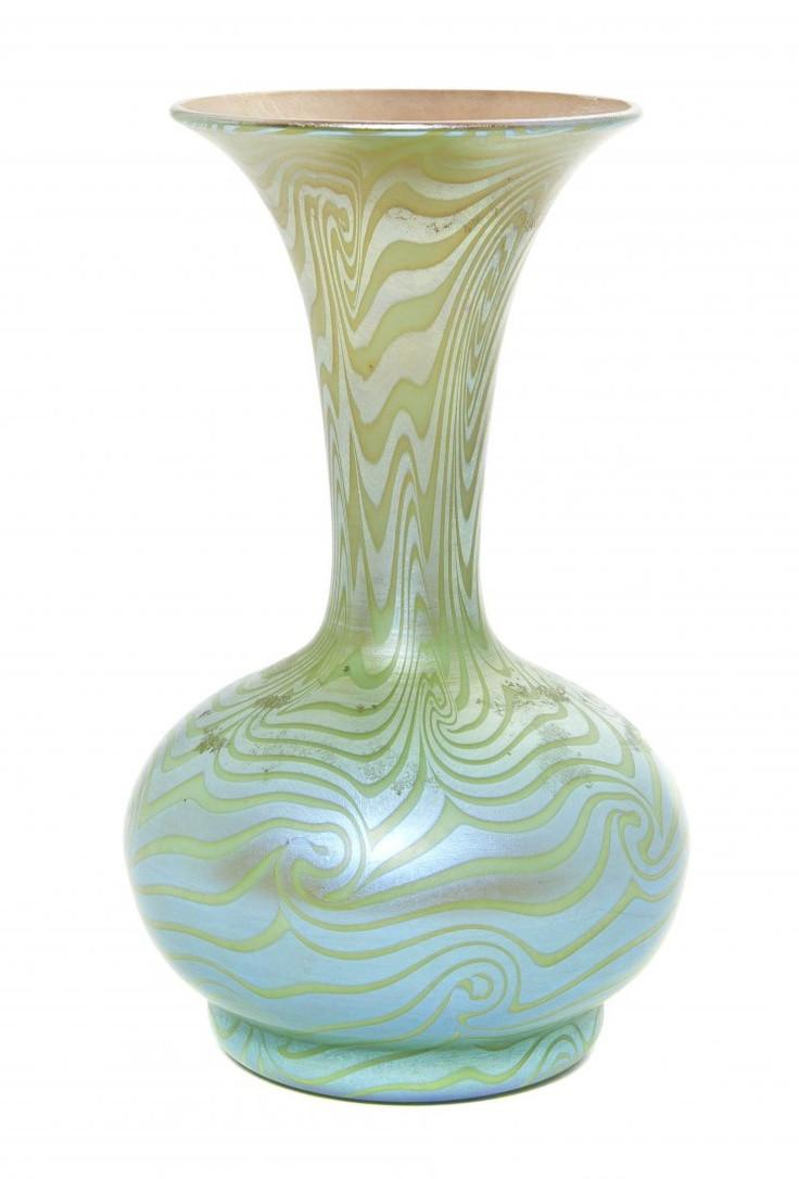 green murano glass vase of vintage blown glass vase gallery antique glass living room crystal within vintage blown glass vase gallery rare vintage 1978 s 138 orient flume blue glass vase