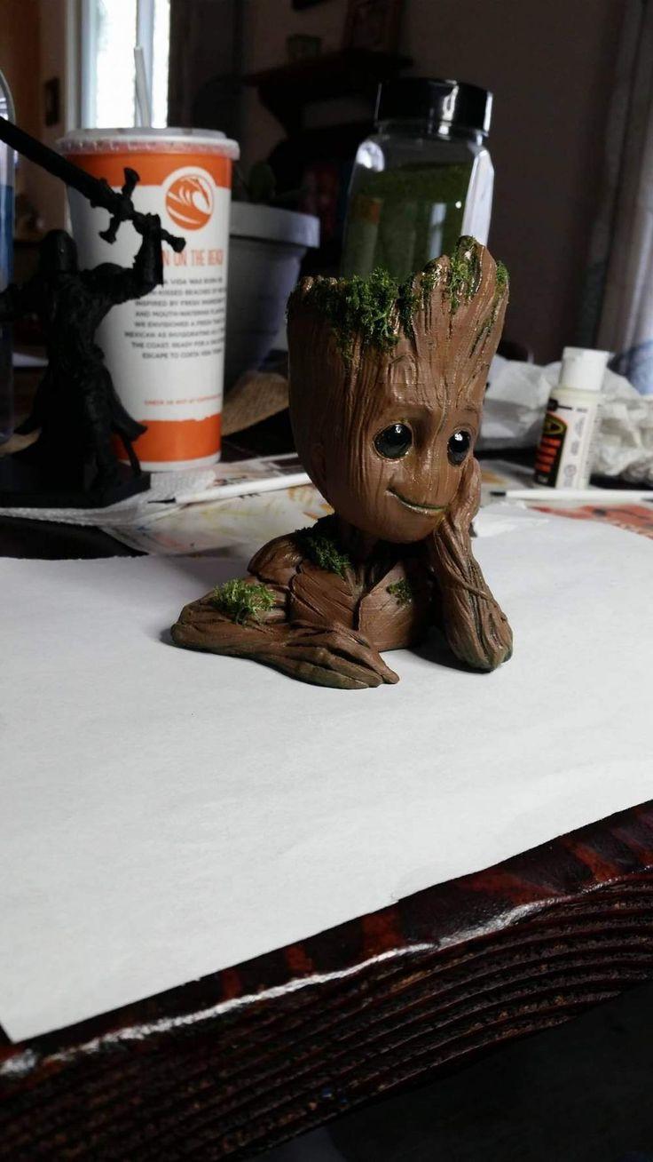 30 Stylish Groot Mini Vase Decorative Vase Ideas