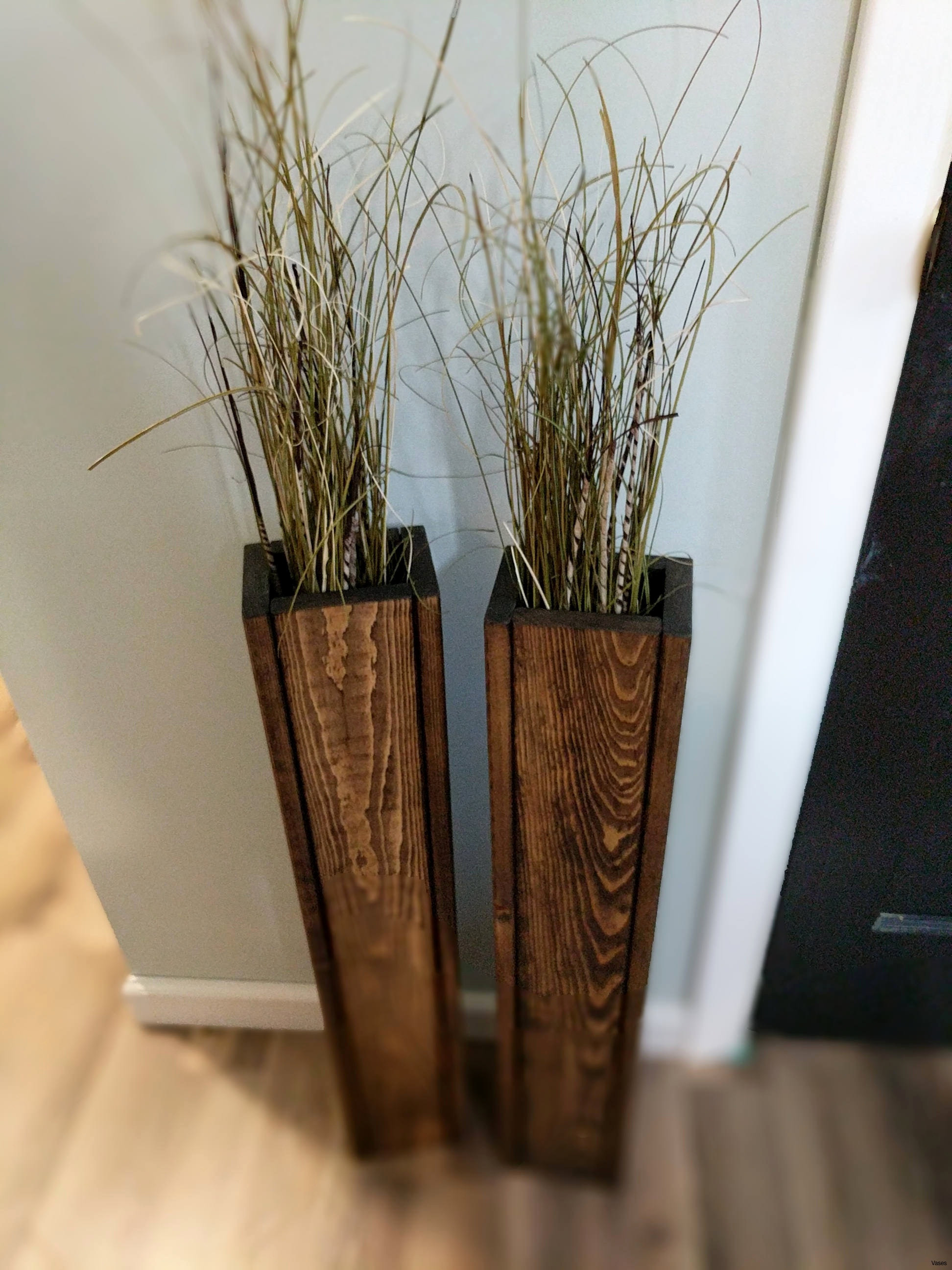 Hand Carved Wooden Vases Of Image Of Vases Set Of 3 Vases Artificial Plants Collection with 25 New Floor Vase Set 3