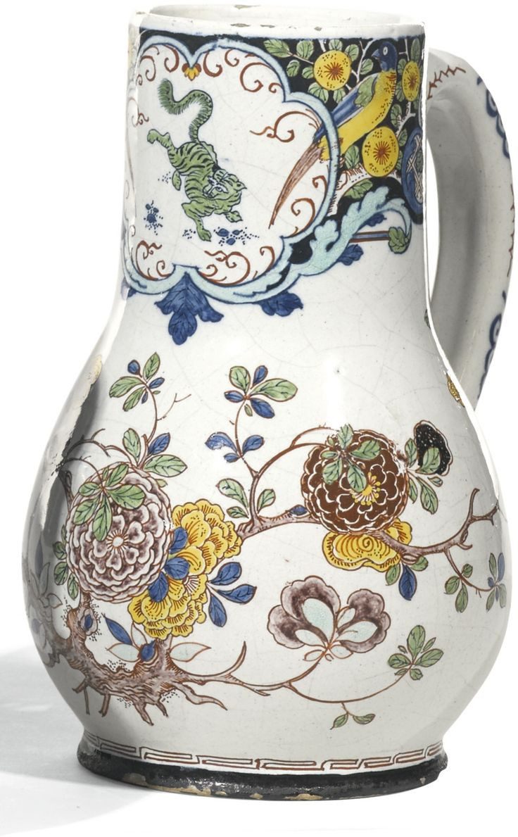 hand painted delft holland bud vase of 8 best delft images on pinterest delft shades of blue and blue with a dutch delft polychrome tankard circa 1730 40