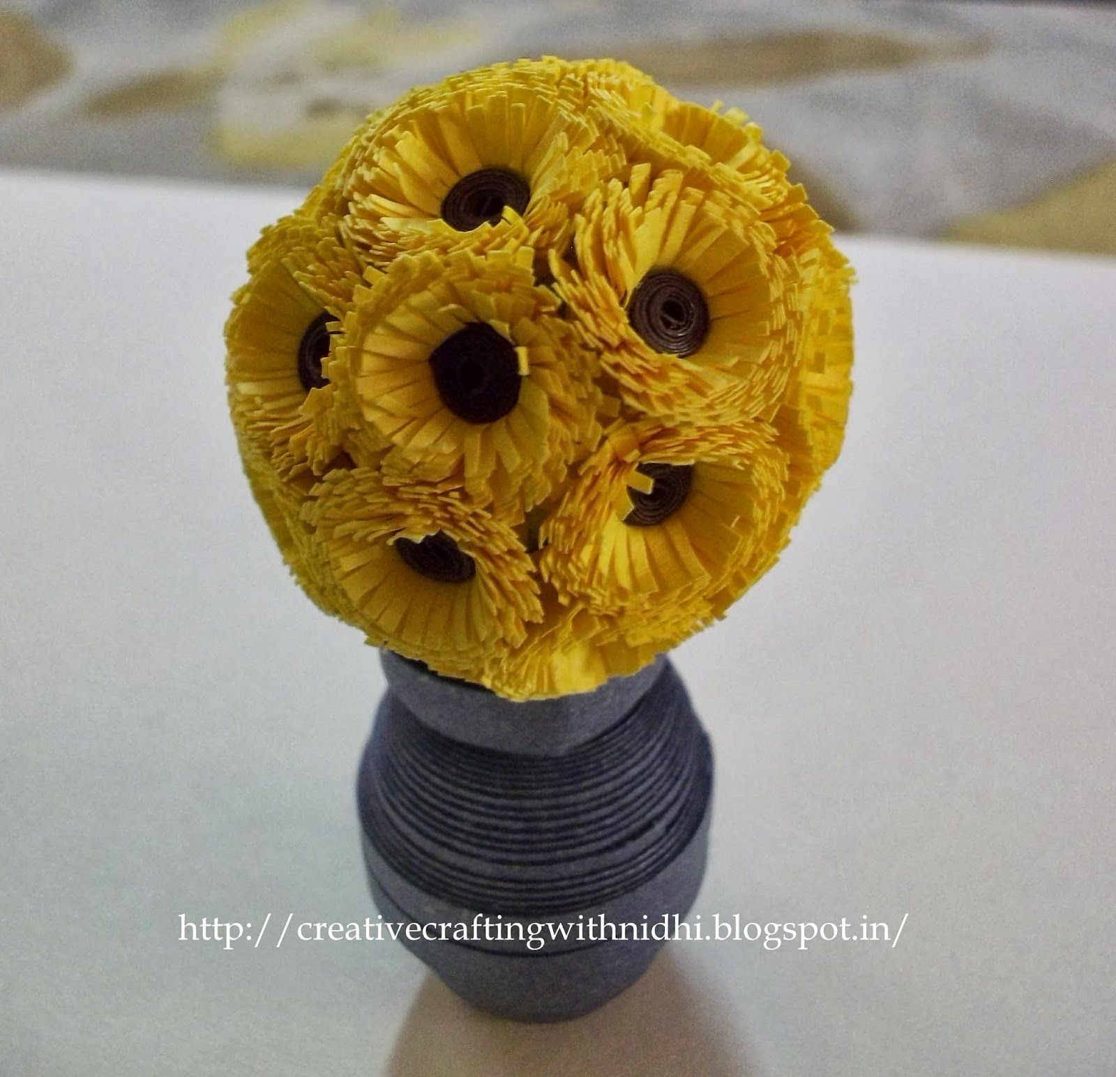 handmade vase ideas of flower decoration ideas part 423 for permalink to 11 lovely handmade paper quilling flower vase