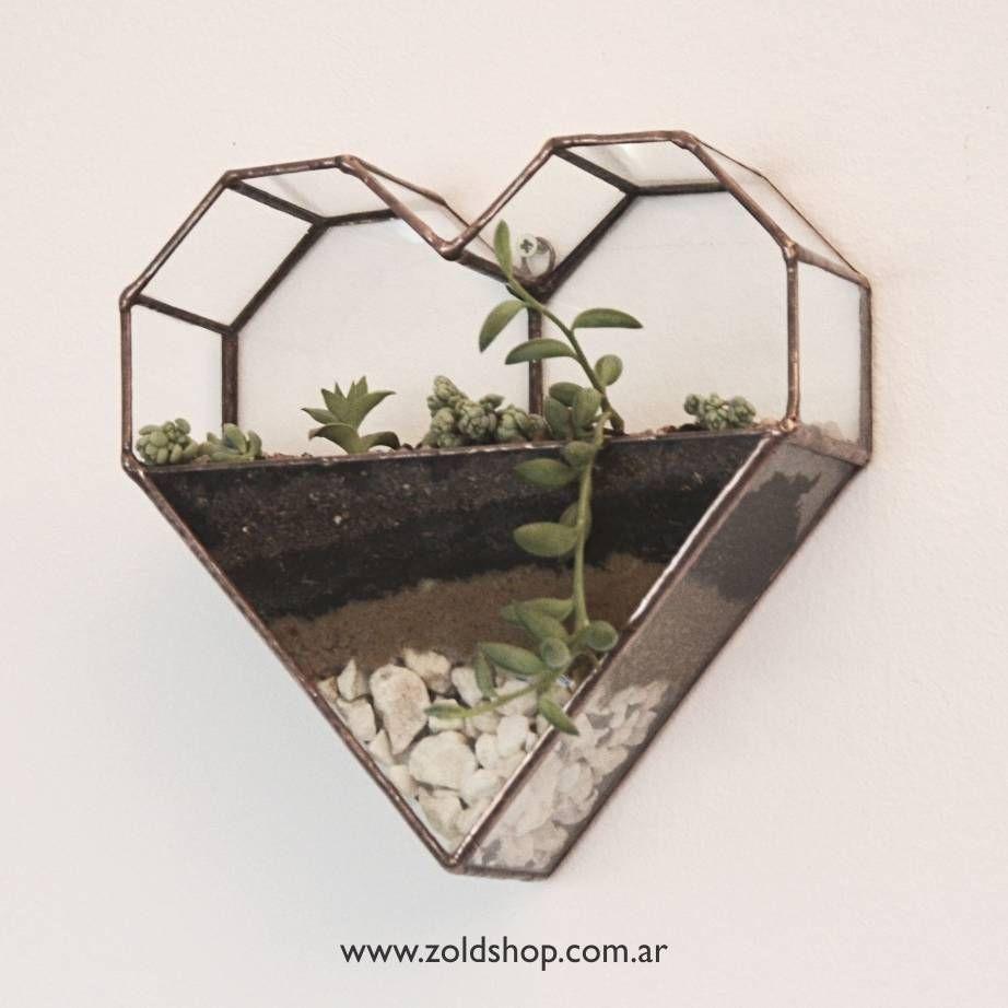hanging glass rooting vases of imagenes de decoracia³n y disea±o de interiores in terrario wall heart de za–ld