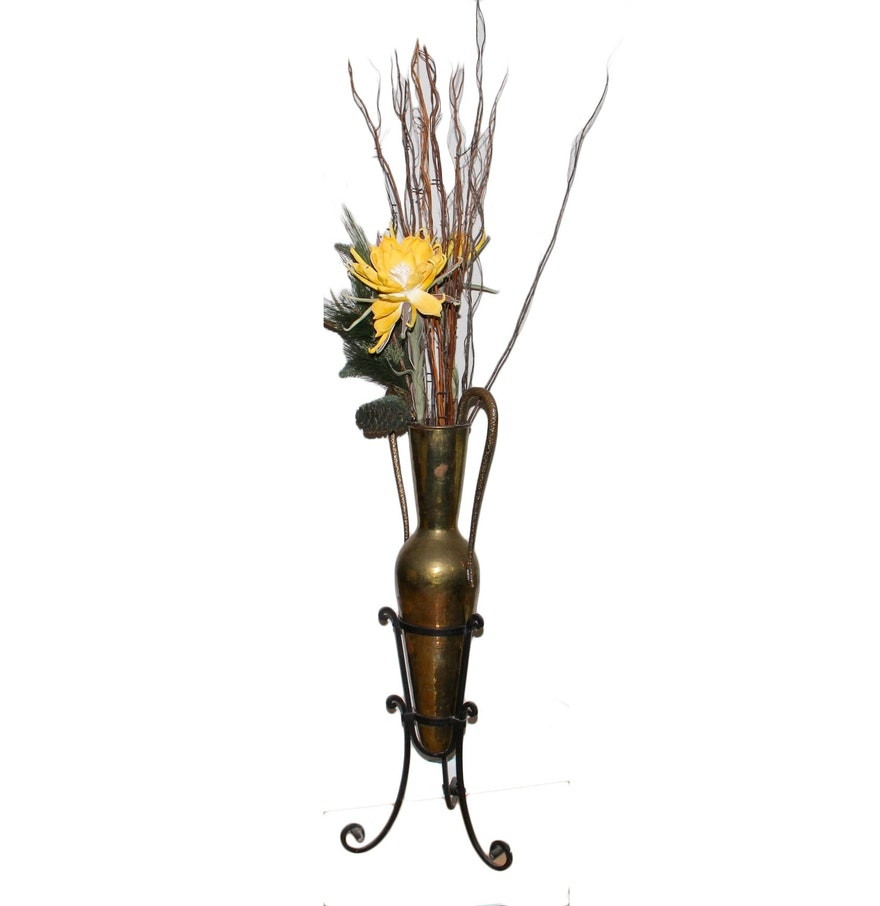 27 Popular Hanging Glass Vase with Stand 2021 free download hanging glass vase with stand of 51 new flower vase stand flower design and arrangement ideas within flower vase stand best of brass vase with metal tripod stand and faux flower of 51
