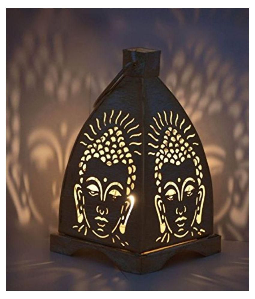 Hanging Lightbulb Vase Of Indigo Creatives Buddha Diwali Shadow Tea Light Christmas Puja Light Intended for Indigo Creatives Buddha Diwali Shadow Tea Light Christmas Puja Light Table Hanging Outdoor Decoration Lamp Gift