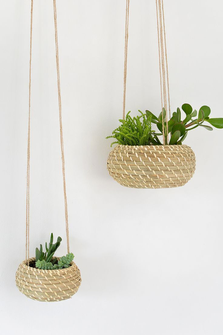 hanging teardrop vase of diy seagrass hanging planters indoor works pinterest diy with diy seagrass hanging planters