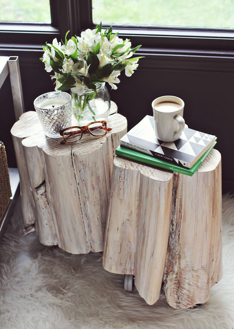 Hay Tree Trunk Vase Of All Posts A Beautiful Mess Throughout 30 Renter Friendly Ideas