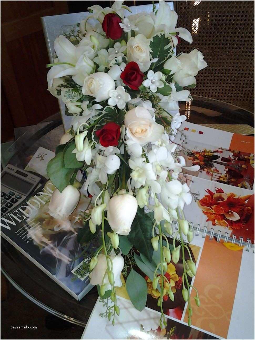 Headstone Vase Flower Arrangements Of Amazing Artificial Flower Bouquet and Fake Flowers Fascinating H for Amazing Artificial Flower Bouquet and Artificial Flower Bouquet Archaicawful A Beautiful Cascade Bouquet