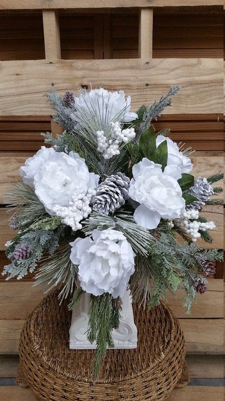 10 Elegant Headstone Vase Holder 2021 free download headstone vase holder of the 24 best cemetery vase images on pinterest vase cemetery and ferns throughout com winter evergreen cemetery vase and saddle