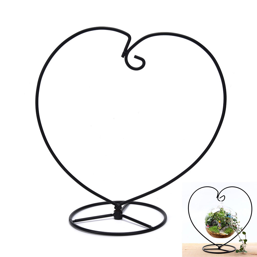 heart shaped glass vase of black heart shaped iron hanging plant glass vase terrarium stand with regard to black heart shaped iron hanging plant glass vase terrarium stand holder uk ssnww