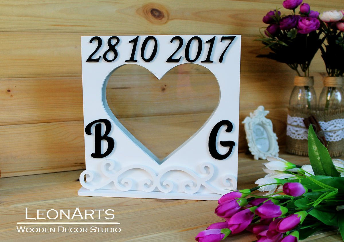"heart unity sand vase with stand of personalized wedding sand ceremony heart set unity shadow sand etsy regarding dŸ""Žzoom"