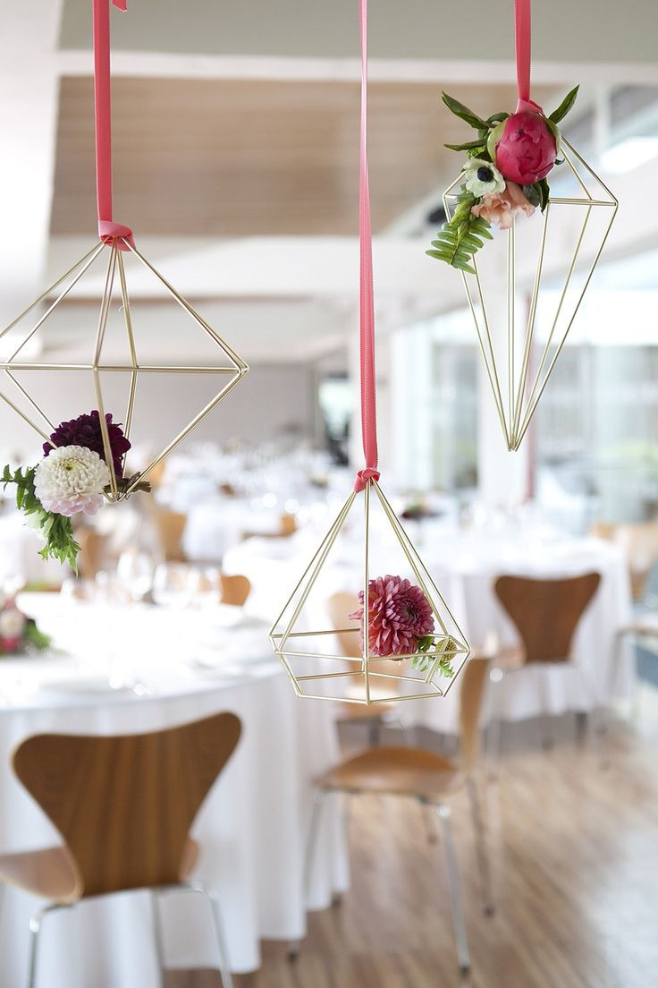 hobby lobby geometric vase of 15 best decor flowers images on pinterest wedding ideas with geometric styling for an urban wedding at the south bank centre
